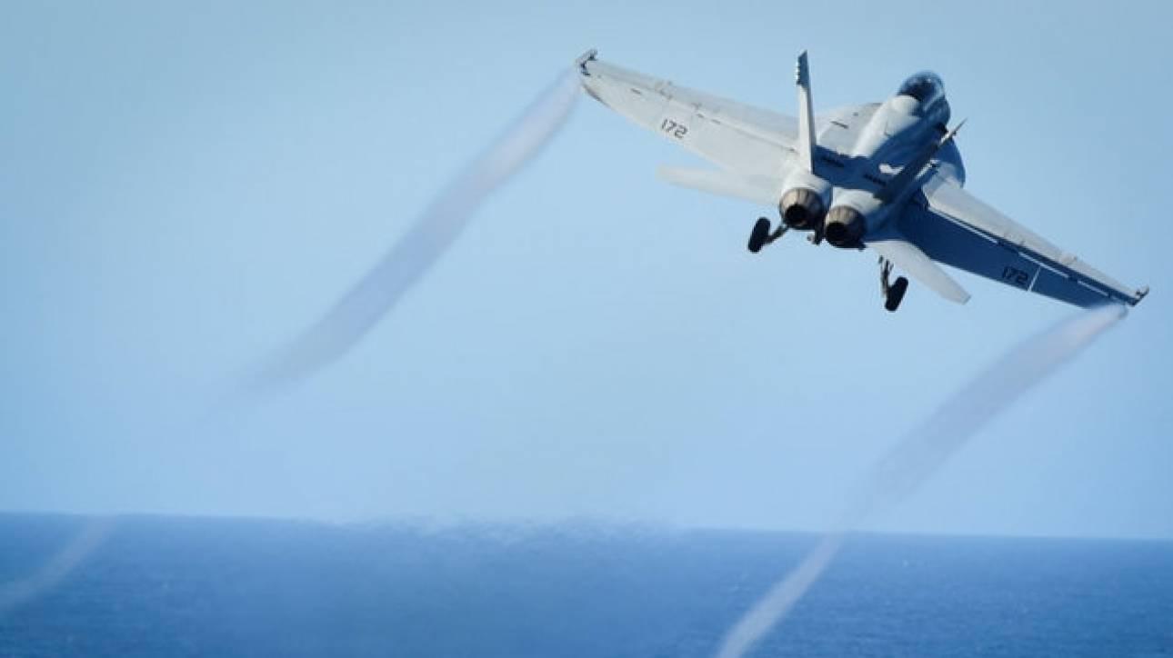 Οι ΗΠΑ κατέρριψαν συριακό αεροσκάφος στη Ράκα της Συρίας