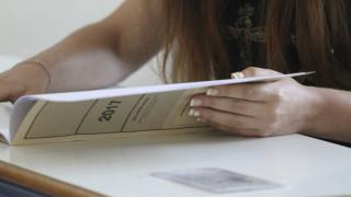 Πανελλήνιες 2017: Αυλαία για τους μαθητές ΓΕΛ με Μαθηματικά και Ιστορία