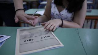 Πανελλήνιες 2017: Τα θέματα σε Ιστορία και Μαθηματικά για μαθητές ΓΕΛ