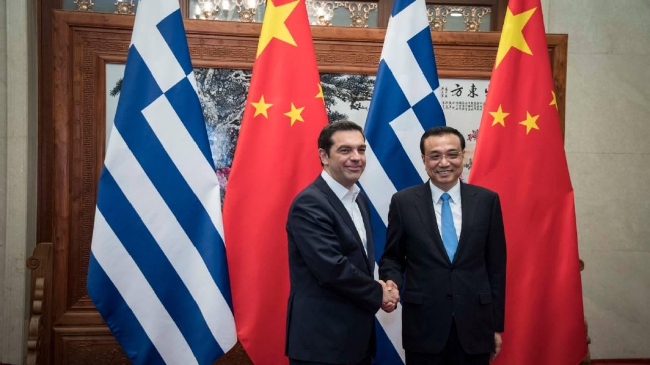 Η Κίνα χαιρετίζει το ελληνικό «μπλόκο» στην ΕΕ για τα ανθρώπινα δικαιώματα