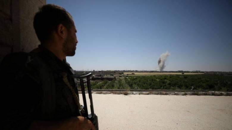 Ρωσική προειδοποίηση προς ΗΠΑ: Κάθε ιπτάμενο αντικείμενο στη Συρία θα αποτελεί στόχο