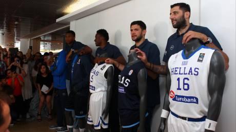 Εθνική μπάσκετ: Νέα εμφάνιση αλλά ακόμη σε αναζήτηση προπονητή