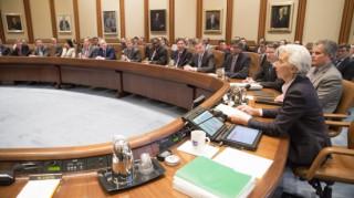 Η Κριστίν Λαγκάρντ ενημέρωσε το ΔΣ του ΔΝΤ για την Ελλάδα