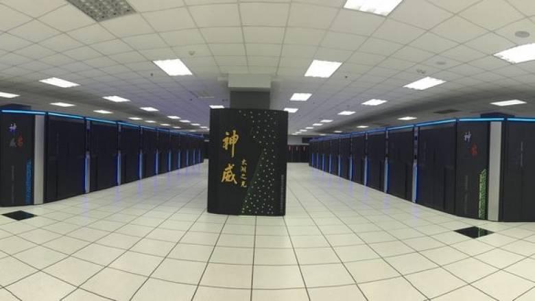 Οι δύο καλύτεροι υπερ-υπολογιστές του κόσμου είναι από την Κίνα