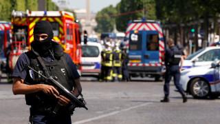 Παρίσι: Αυτοκίνητο έπεσε σε βαν της αστυνομίας, για εσκεμμένη ενέργεια μιλούν οι Αρχές