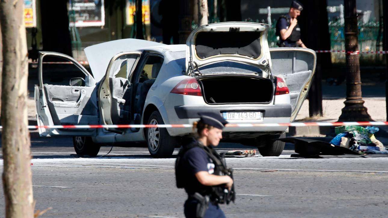 Παρίσι: Οι Αρχές απέτρεψαν επίθεση, λέει ο Γάλλος υπουργός Εσωτερικών