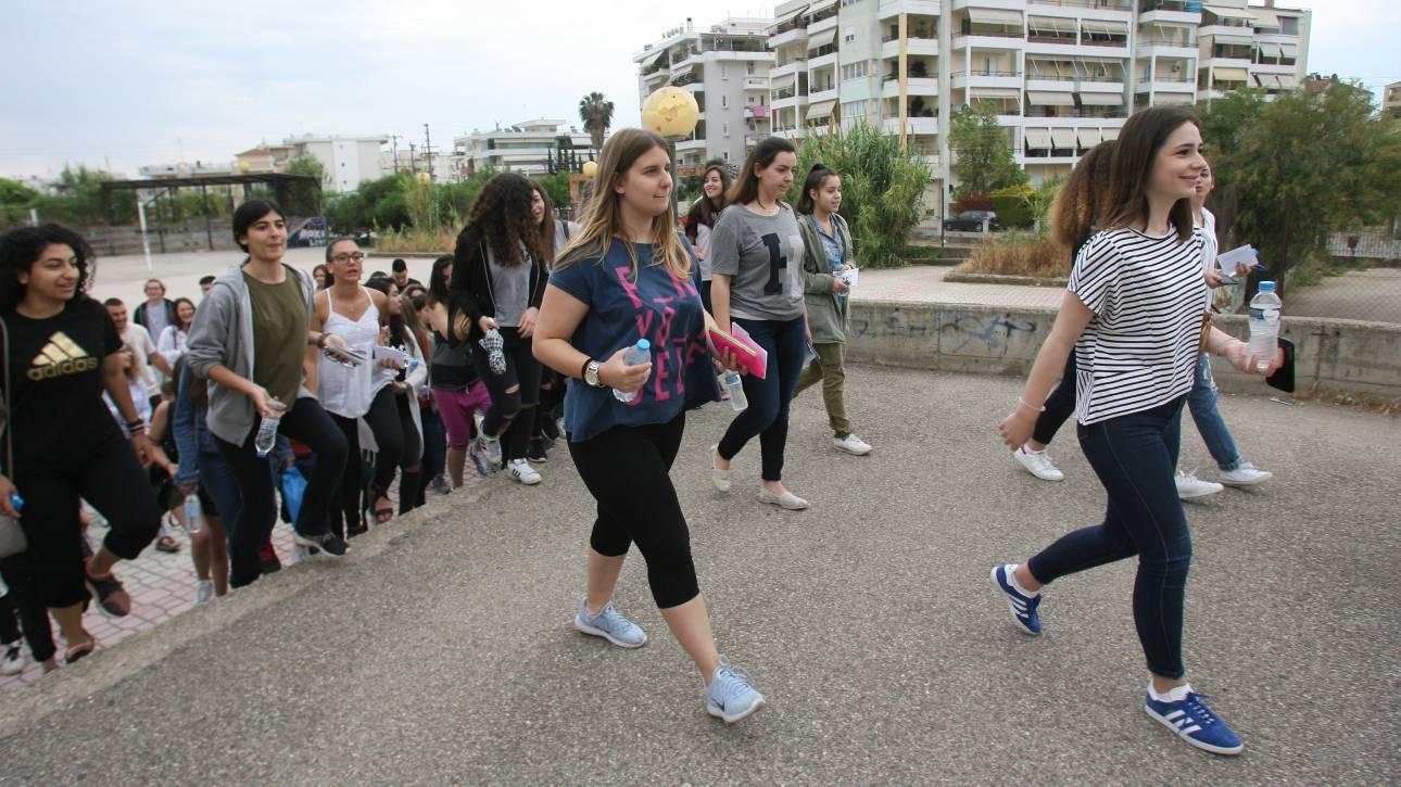 Πανελλήνιες 2017: Συνέχεια για τους υποψηφίους των ΕΠΑΛ-Πρακτικές δοκιμές για εκείνους των ΓΕΛ