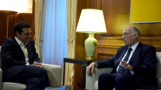 Οικουμενική κυβέρνηση πρότεινε στον Αλέξη Τσίπρα ο Βασίλης Λεβέντης