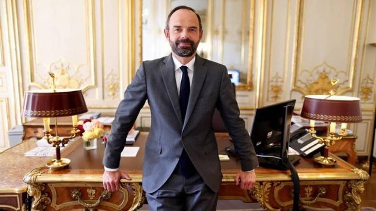 Γαλλία: Παραμένει στη θέση του Πρωθυπουργού ο Εντουάρ Φιλίπ