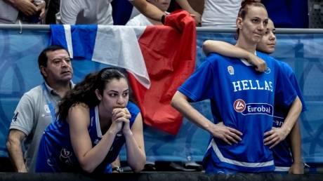 Eurobasket γυναικών 2017: Η κούραση λύγισε την εθνική απέναντι στη Γαλλία (vid)