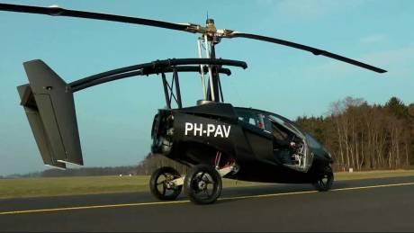 Έτοιμο για απογείωση το ιπτάμενο αυτοκίνητο PAL-V