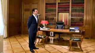 Δεύτερη ημέρα συναντήσεων του Πρωθυπουργού με τους πολιτικούς αργηγούς