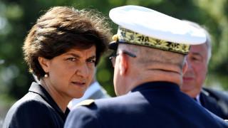 Παραιτήθηκε η υπουργός Άμυνας της Γαλλίας