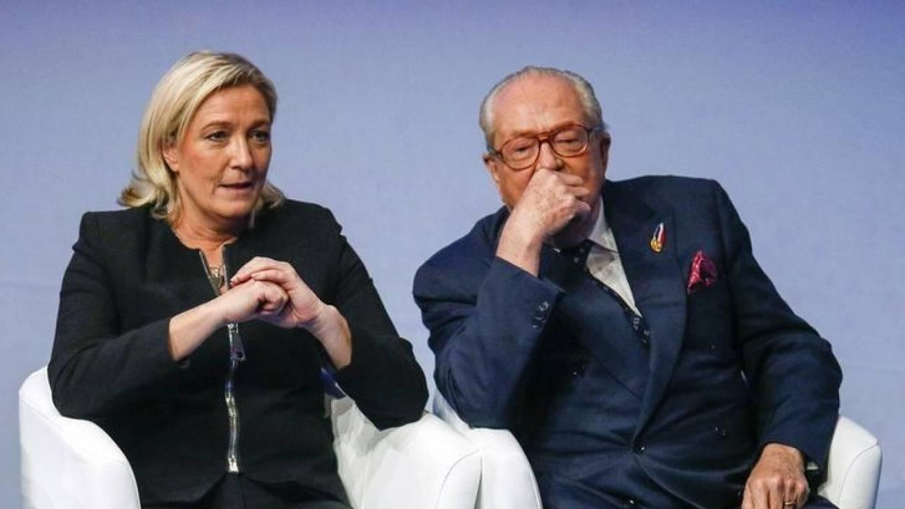 Ο Ζαν-Μαρί Λεπέν ζητά παραίτηση της... κόρης του από την ηγεσία του Εθνικού Μετώπου