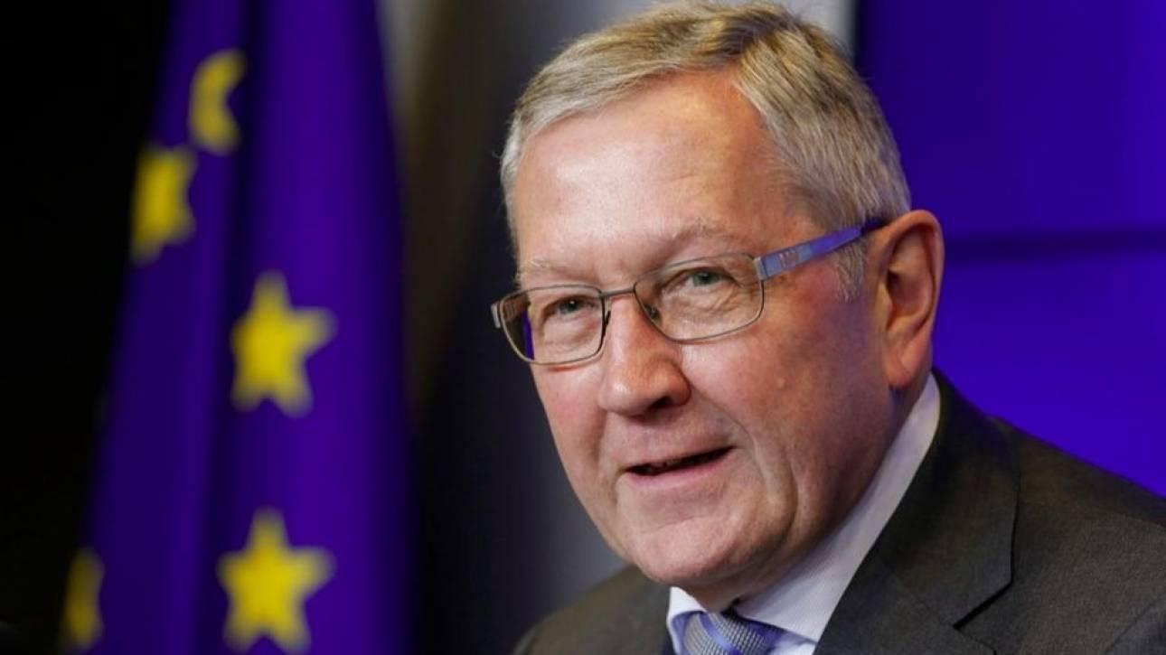 Ρέγκλινγκ: Κανένα πρόβλημα με το ελληνικό χρέος για τα επόμενα πέντε χρόνια