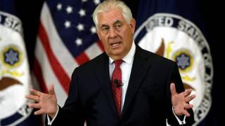 Το μυστικό σχέδιο Τίλερσον για τις σχέσεις ΗΠΑ- Ρωσίας