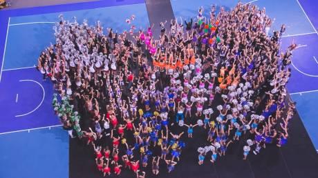 Cheerleading: Χορός, θέαμα και διασκέδαση στο Πανελλήνιο Πρωτάθλημα (pic&vid)