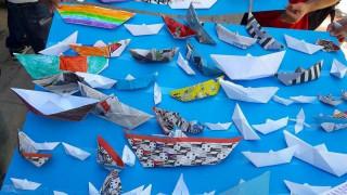Παγκόσμια Ημέρα Προσφύγων: Όχι άλλα χάρτινα καράβια στη Μεσόγειο