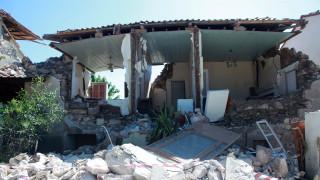 Ειδικά κλιμάκια μηχανικών εκ νέου στη Μυτιλήνη για την καταγραφή ζημιών