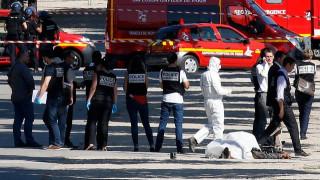 Η αποκάλυψη για τον δράστη στα Ηλύσια Πεδία - Είχε ορκιστεί πίστη στον ISIS