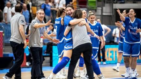 Eurobasket γυναικών 2017: Επική πρόκριση επί της Ρωσίας, στους 8 η Ελλάδα (pic+vid)