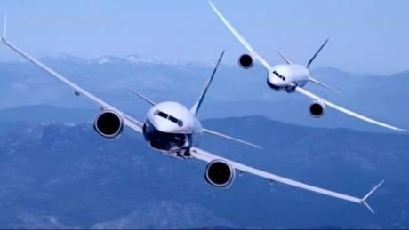 Το Boeing που μαθαίνει στο… παιδί του να πετάει