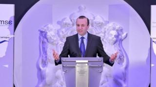Βέμπερ: Η Ευρώπη δεν θα ήταν αυτή που είναι χωρίς τη συμβολή της Ελλάδας
