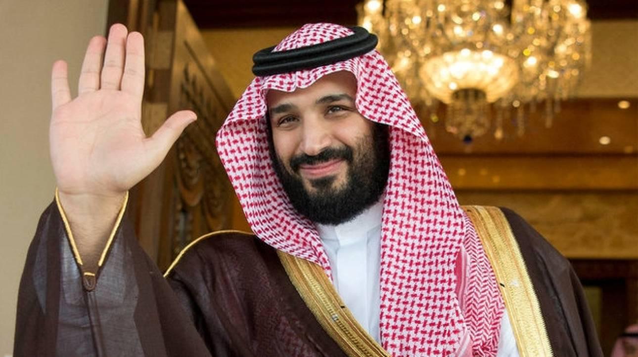 Ο Μοχαμεντ Μπιν Σαλμάν νέος διάδοχος του θρόνου της Σαουδικής Αραβίας