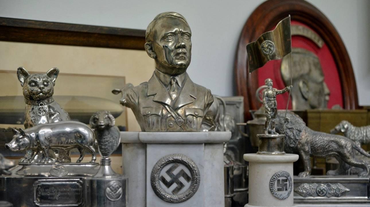 Συλλογή από ναζιστικά κειμήλια σε κρύπτη στο Μπουένος Άιρες (pics&vid)