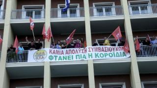 Κλιμακώνουν τις κινητοποιήσεις τους οι εργαζόμενοι στην ΠΟΕ-ΟΤΑ