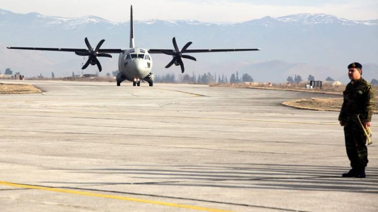 ΗΠΑ και Γερμανία ψάχνουν αεροπορικές βάσεις στην Ελλάδα