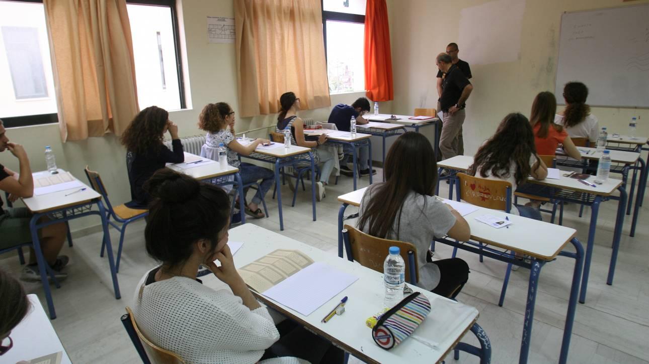 Πανελλαδικές Εξετάσεις: Τα θέματα στα τέσσερα μαθήματα των ΕΠΑΛ