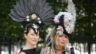 Royal Ascot 2017: Εκκεντρική αίγλη στις βασιλικές ιπποδρομίες για λίγους