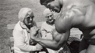Pumping Iron: Τολμηρές σπάνιες λήψεις του Άρνολντ Σβαρτζενέγκερ 40 χρόνια πριν