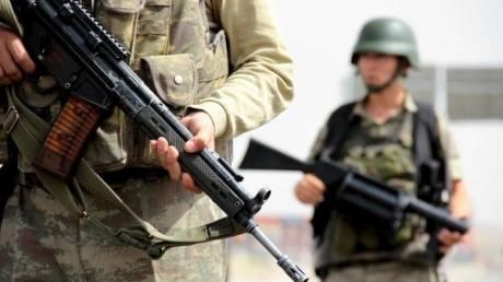 Δηλητηριάστηκαν 700 Τούρκοι στρατιώτες - Φωτογραφίες με φαντάρους να σφαδάζουν