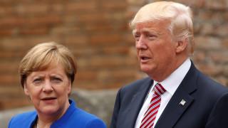 Μέρκελ: Προς το συμφέρον των ΗΠΑ μια ισχυρή ευρωπαϊκή οικονομία