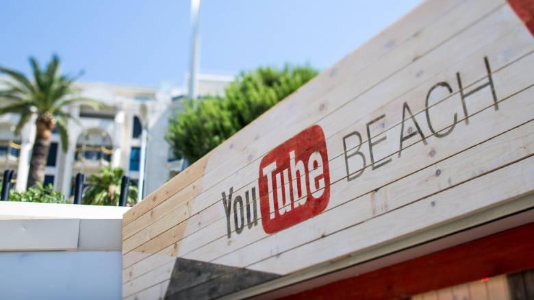 Αποκαλύψεις για το YouTube στην παραλία του στις Κάννες