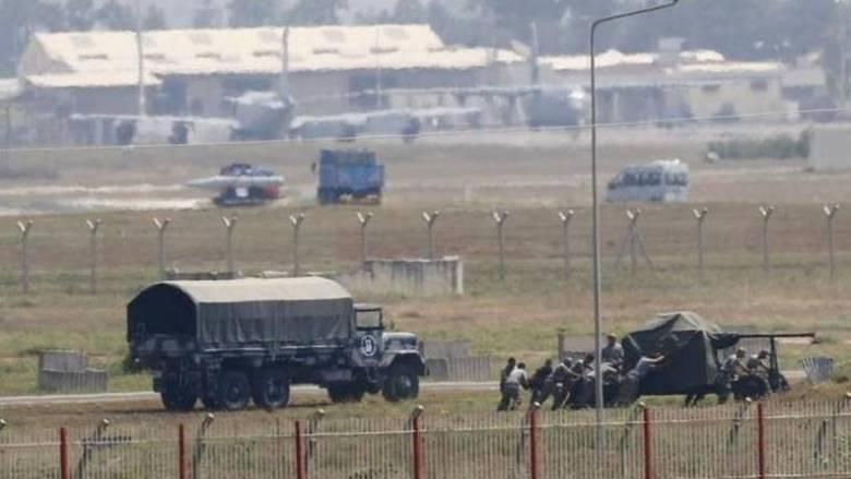 Αποχωρούν οι Γερμανοί στρατιώτες από τη βάση του Ιντσιρλίκ στην Τουρκία