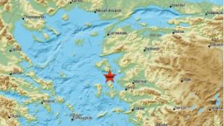 Σεισμική δόνηση 4,8 Ρίχτερ νότια του Πλωμαρίου