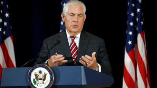 Ο Τίλερσον καλεί τις χώρες του Κόλπου να παρουσιάσουν τις απαιτήσεις τους στο Κατάρ
