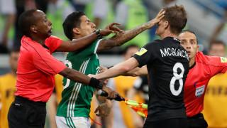 Confederations Cup 2017: Ο «ψηφιακός διαιτητής» τα έκανε «θάλασσα» (pic+vid)