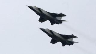 Το βίντεο της αερομαχίας του ΝΑΤΟϊκού F-16 με το αεροσκάφος που επέβαινε ο Ρώσος υπουργός Άμυνας