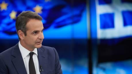 Μητσοτάκης: Προτεραιότητα της Ευρώπης η ασφάλεια