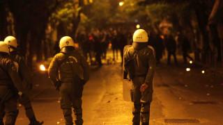Επιμένουν οι αστυνομικοί για τη συγκέντρωση στα Εξάρχεια