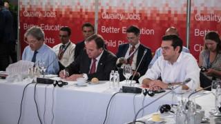 Τσίπρας: Να εργαστούμε για άμεσα αποτελέσματα προς όφελος των λαών
