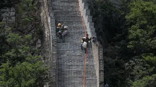 Υπό ανακαίνιση o πύργος «σύμβολο» του Σινικού Τείχους - Το δέντρο ηλικίας 300 ετών