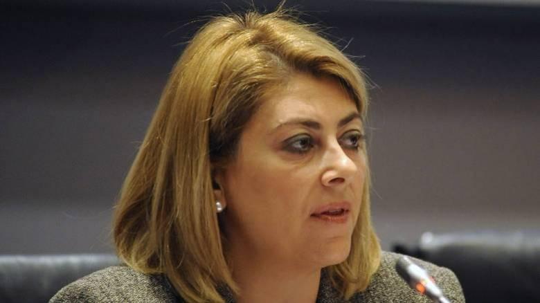 Απαλλάχθηκε η Κατερίνα Σαββαϊδου από την κατηγορία για απόπειρα απιστίας