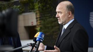 Πρόταση - έκπληξη από τον Μοσκοβισί για την προεδρία του Eurogroup