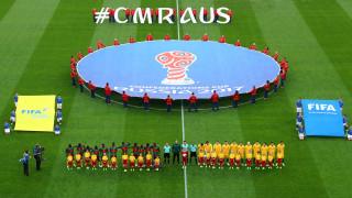Confederations Cup 2017: Ισοπαλία για Καμερούν και Αυστραλία