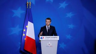 Μακρόν: Όταν η Γαλλία και Γερμανία διαφωνούν η Ευρώπη δεν προχωρά